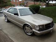 1987 Mercedes-benz 1987 - Mercedes-benz 500-series