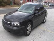 2004 Chevrolet Chevrolet Impala Base Sedan 4-Door